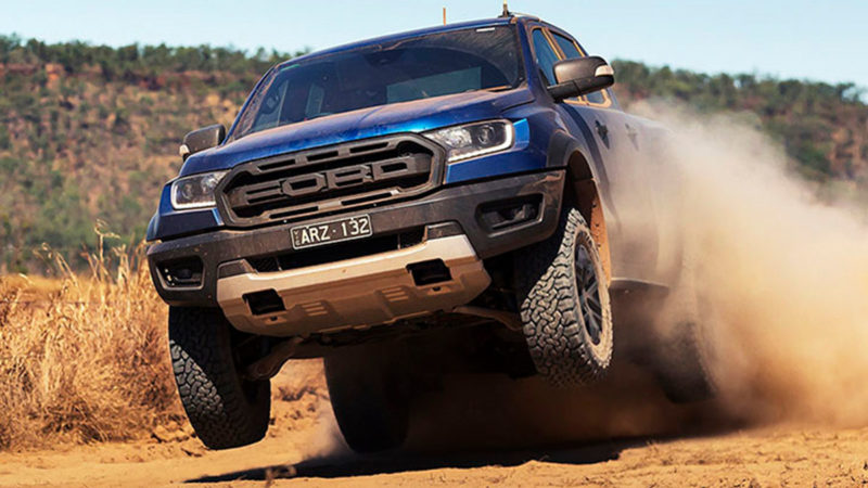 Ford Ranger feature