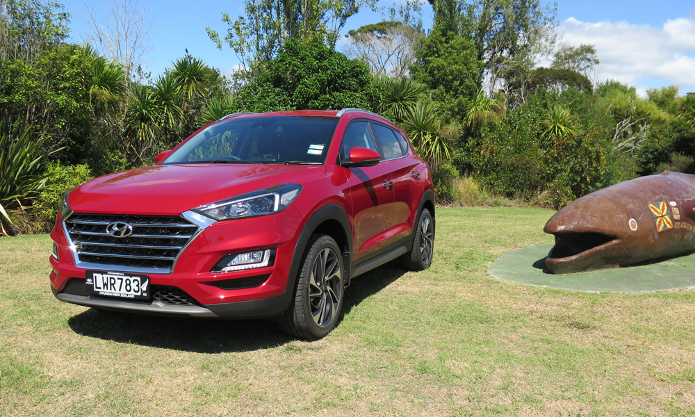 Hyundai Tucson review AA