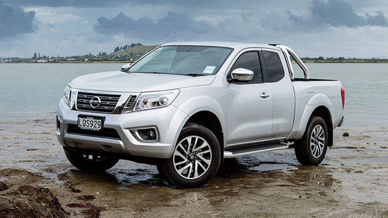 Nissan Navara feature