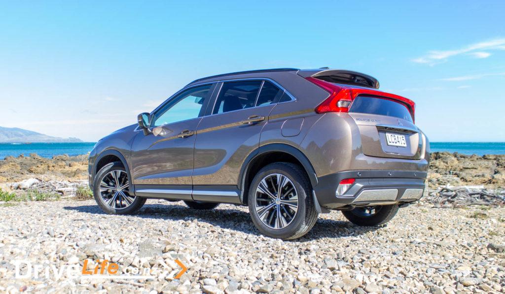 Drivelife Mitsubishi Eclipse Cross review