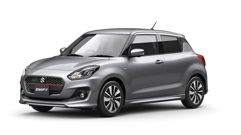 Driven Suzuki Swift review
