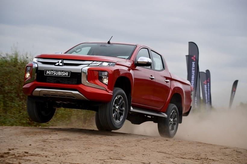 Mitsubishi Triton review by Driven