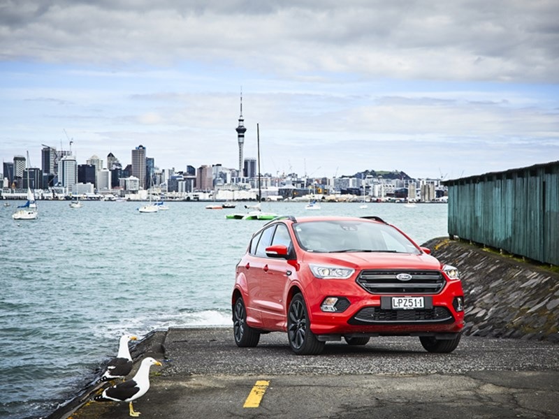 Ford Escape review from Noted