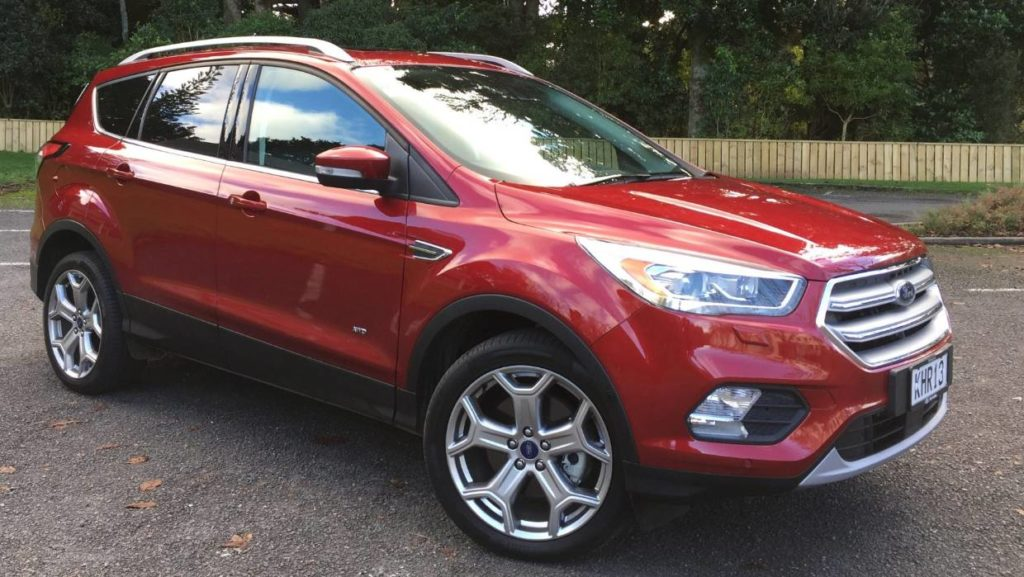 Ford Escape review from Stuff