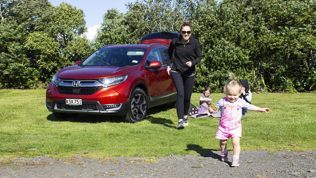 Honda CR-V review by NZAutocar