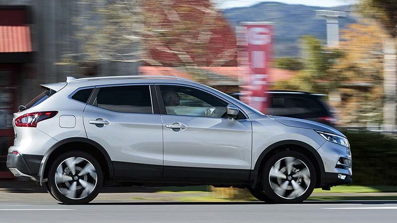 NISSAN QASHQAI REVIEWS | 2014 – 2019