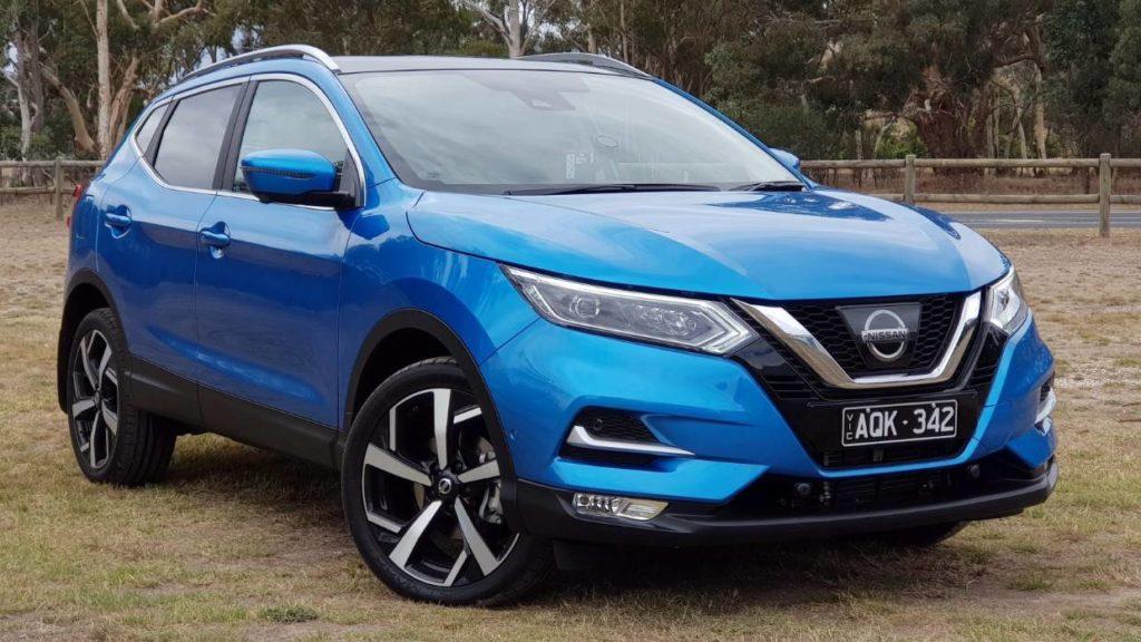 Nissan Qashqai review Stuff