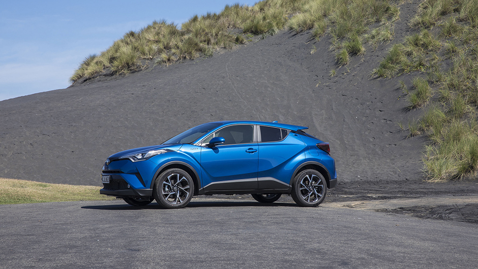 Toyota C-HR review Autocar