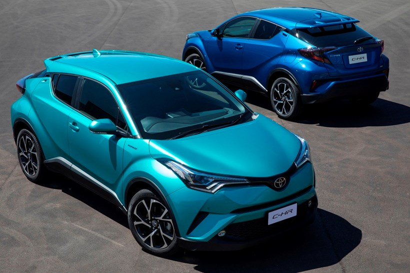 Toyota C-HR review Driven