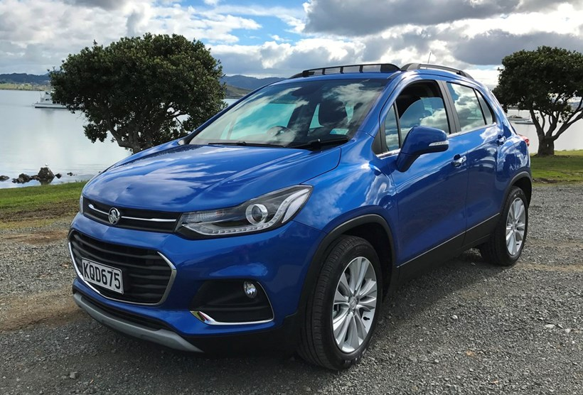 Holden Trax review from Driven