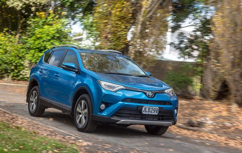 Toyota RAV4 Review by Driven