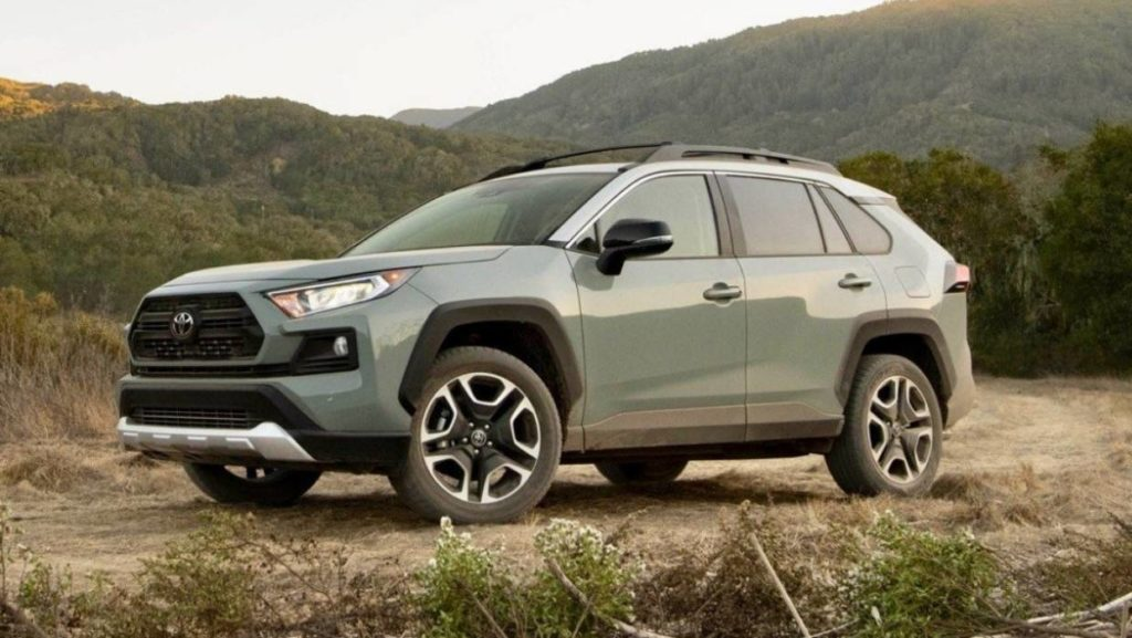 Toyota RAV4 Review from Stuff