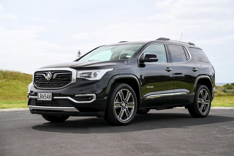 Holden Acadia review Driven