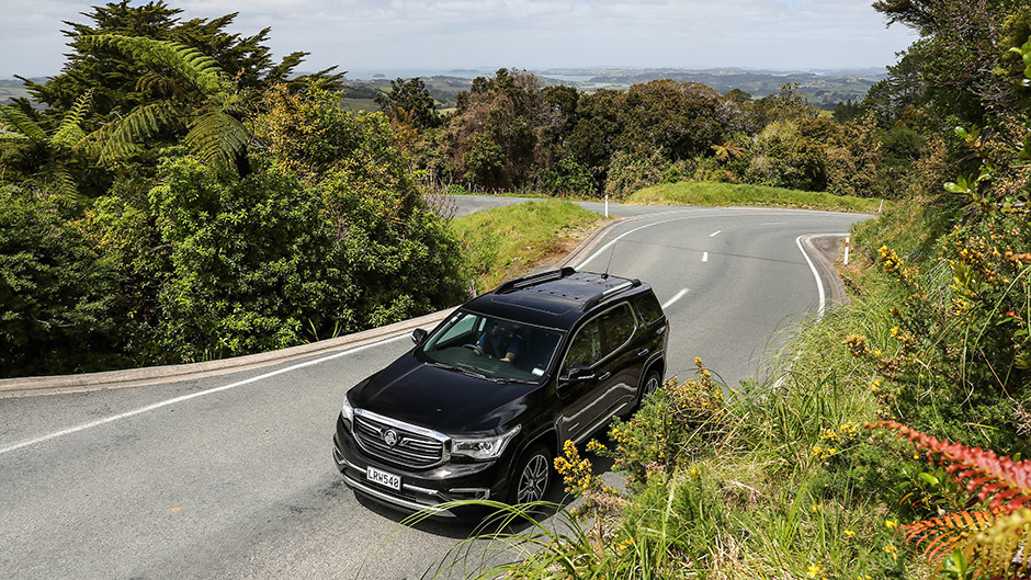 Holden Acadia review Autocar