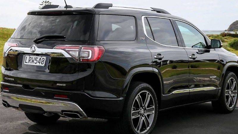 HOLDEN ACADIA REVIEWS | 2018 – 2019 MODEL