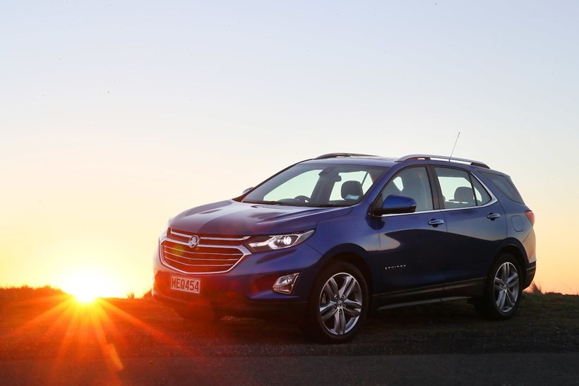 Holden Equinox review Driven