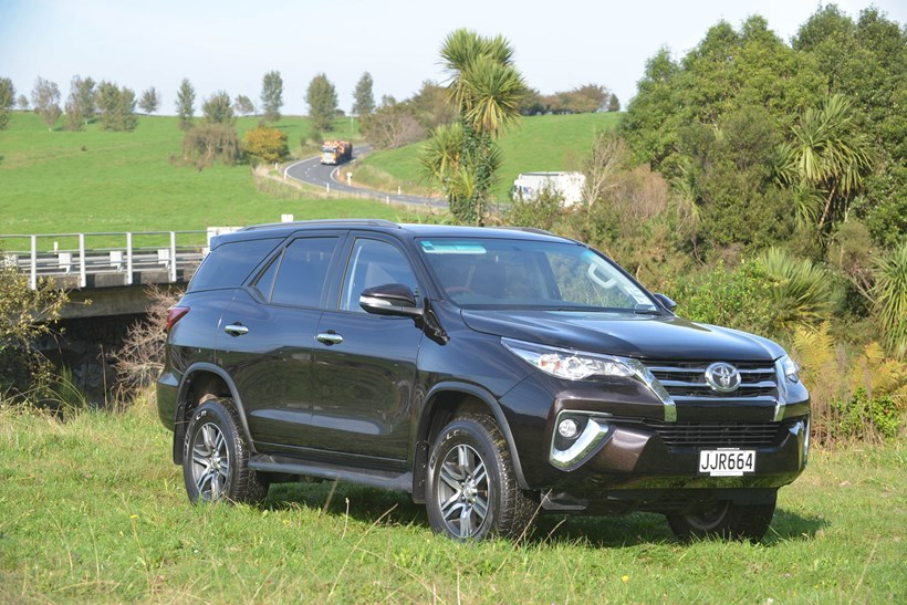 Toyota Fortuner 2016 car review Driven