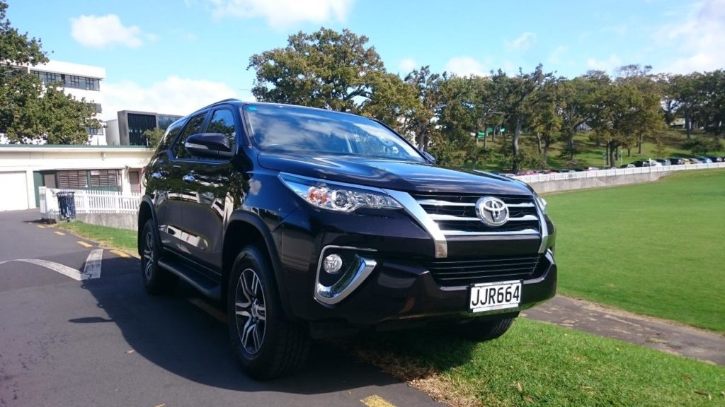 Toyota Fortuner 2016 car review AA