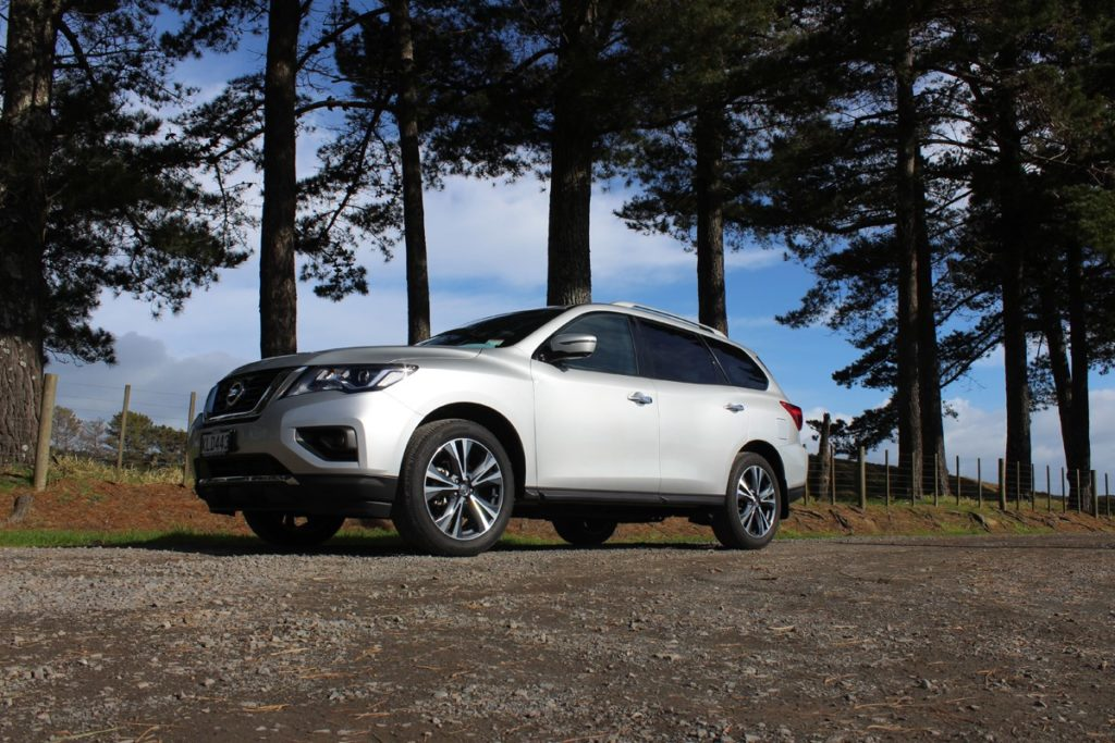 Nissan Pathfinder review Driven