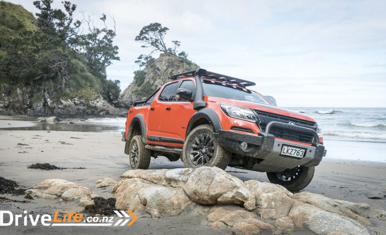 Holden Colorado review by Drive Life