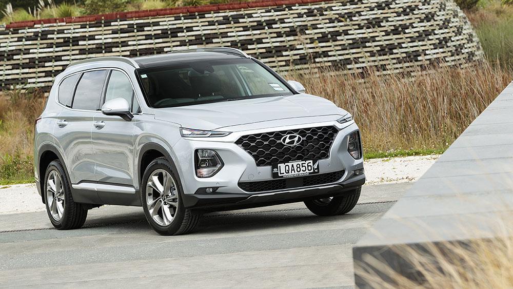 Hyundai Sante Fe review from Autocar