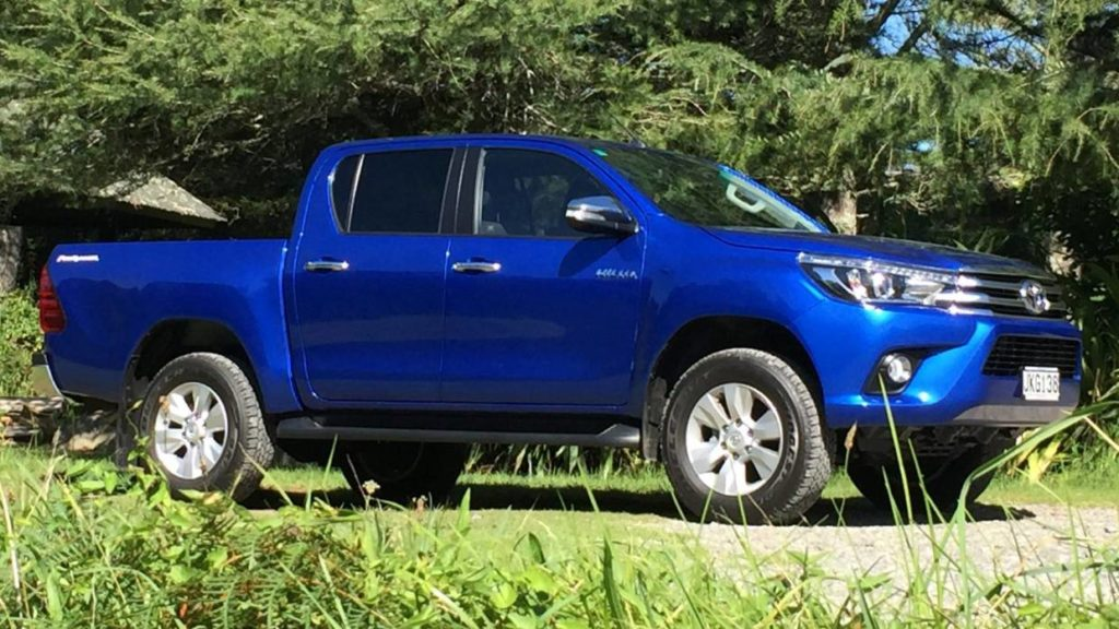 Toyota Hilux 2016 Review by Stuff