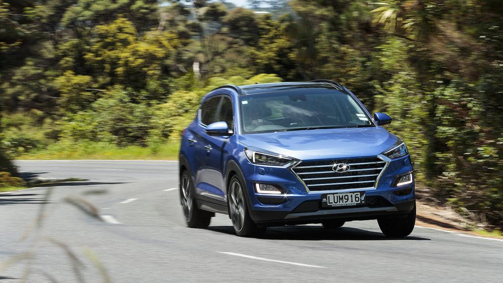 Hyundai Tucson review Autocar