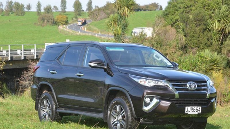 TOYOTA FORTUNER | 2015 – 2019 MODEL