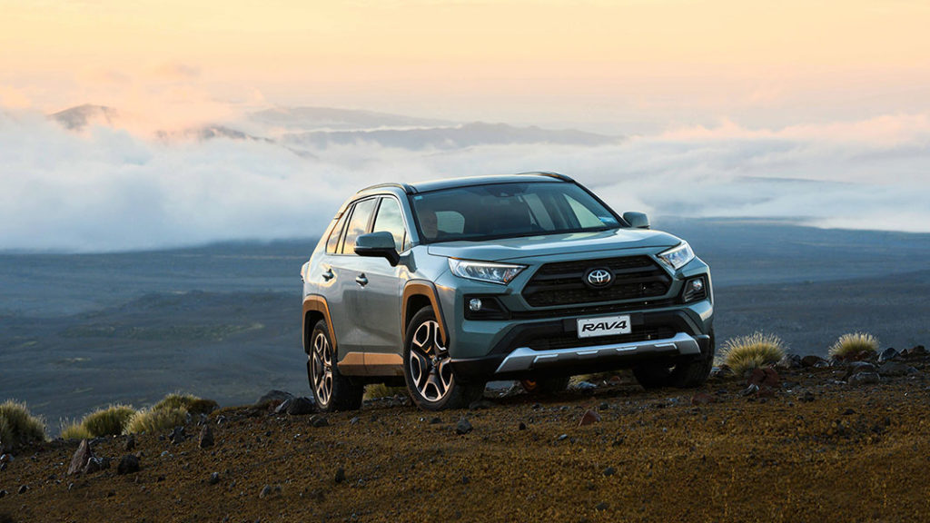 Toyota RAV4 review by Autocar