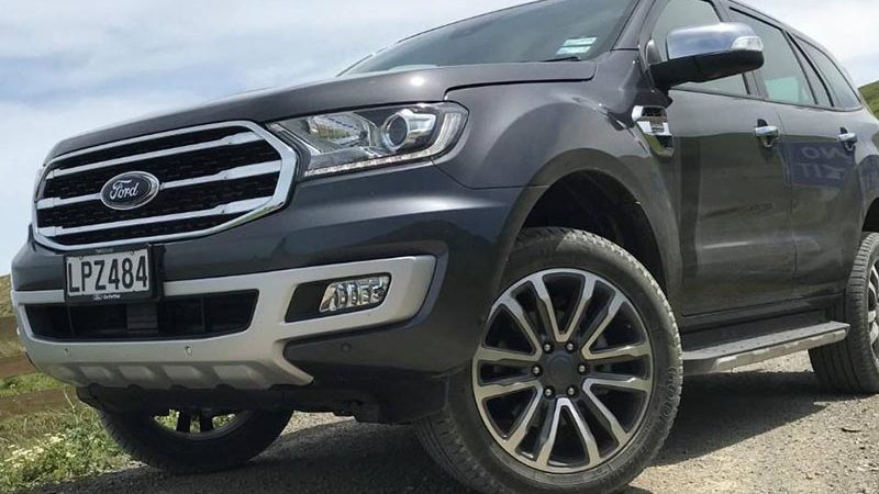 FORD EVEREST REVIEWS | 2015 – 2019 MODEL
