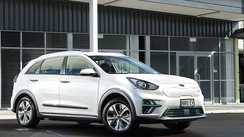 KIA NIRO EV REVIEWS | 2019 MODEL