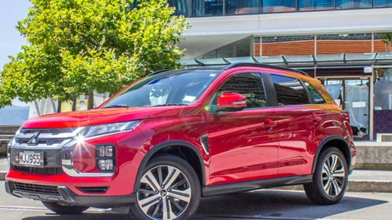 2020 Mitsubishi ASX VRX car Review Drivelife