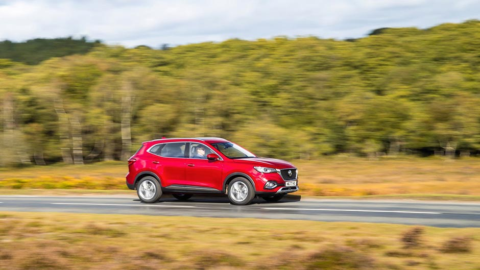 MG NZ ANNOUNCES NEW HS SUV