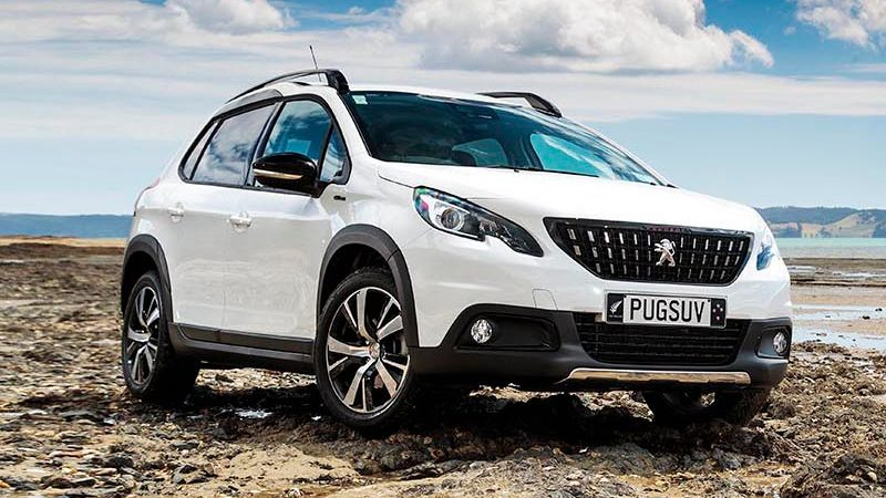 Peugeot 2008 Reviews