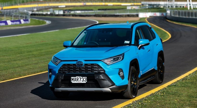 Toyota RAV4 Hybrid Driven review