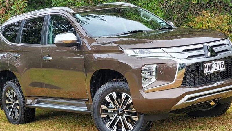 MITSUBISHI PAJERO SPORT REVIEWS | 2020 MODEL